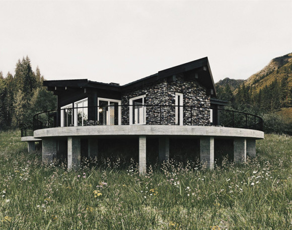 Altay house